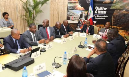 Présidence d'Haïti