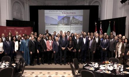 Réunion du groupe des chefs de mission diplomatique francophones accrédités au Canada