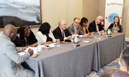 Assemblée Générale de l'Association Diplomatique d'Ottawa (ODA)