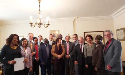 Groupe des chefs de mission diplomatique francophones accrédités au Canada (GAF)