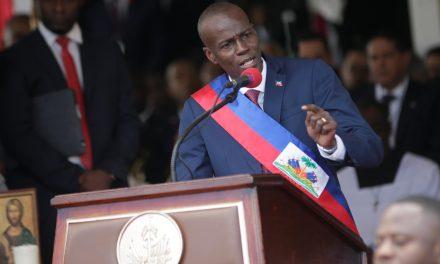 La présidence d'Haïti